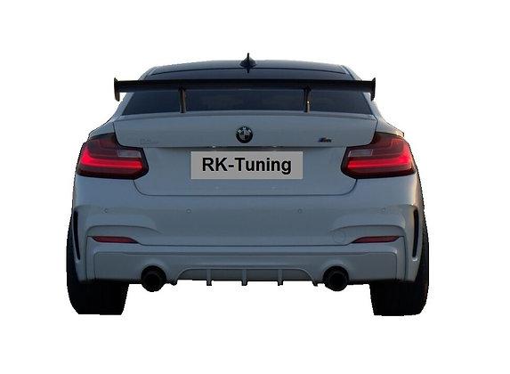 RK-Tuning Heckstoßstange