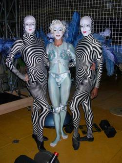 Cirque de Soleil Promo