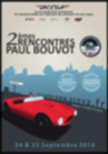 2e rencontres automobiles Paul Bouvot