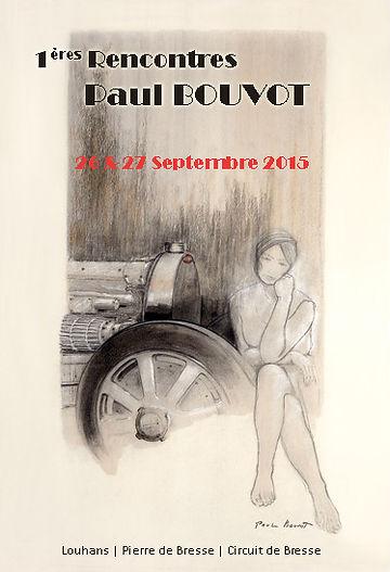 1eres rencontres automobiles Paul Bouvot