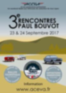 3e rencontres automobiles Paul Bouvot