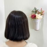 Hair color💜💙