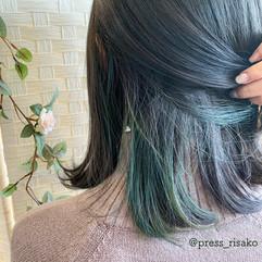 Hair color -Staff Hair-