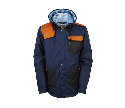 686 Forest Bailey Happy Jacket