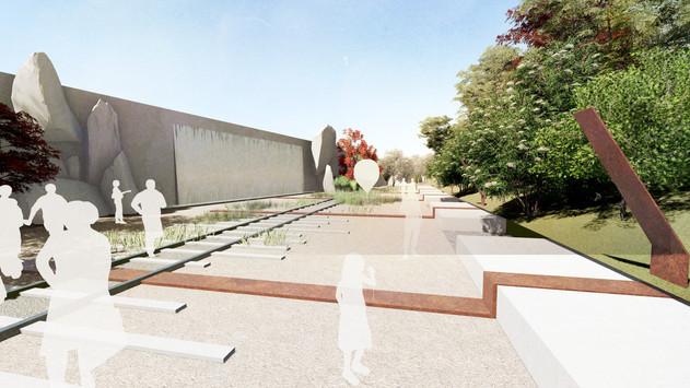桃园西谷公园景观设计