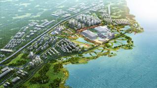 昆明万达文旅城公共绿地景观概念性规划和海绵城市规划