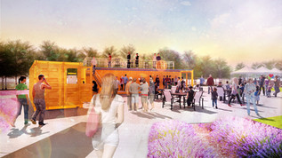 西铭小镇景观总体规划与设计