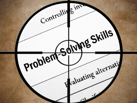 Becoming an Effective Problem Solver – 4 Key Principles
