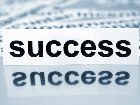 What Does Success Mean to You? – Goal Setting and Keeping Perspective