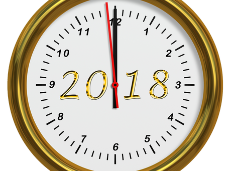 New Year Resolution – An Easy Tip for Sticking To it