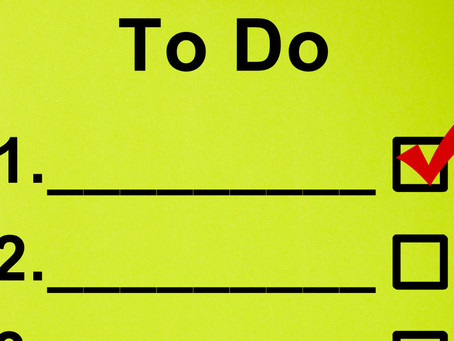 To-Do List Success – 3 Tips for Daily Accomplishment