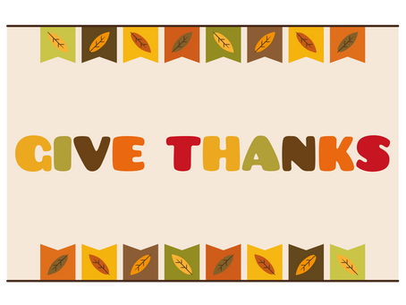 How Do You Give Thanks?