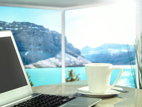Staying Productive When Working Away From Home – 4 Simple Tips