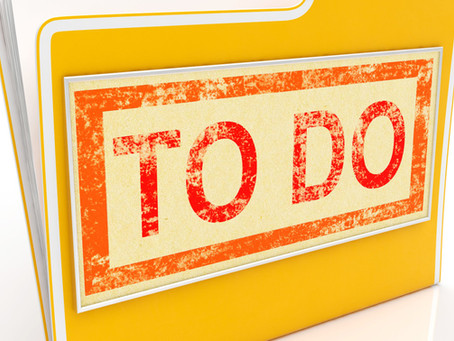 Tasks – Saying NO to Non-Essentials
