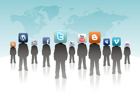 Managing Social Media Accounts Through Outsourcing