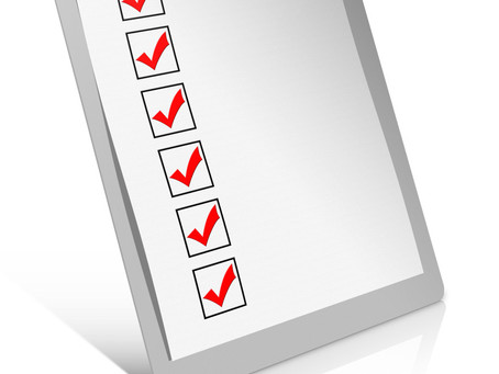 How to Use Templates and Checklists to Better Manage Your Time