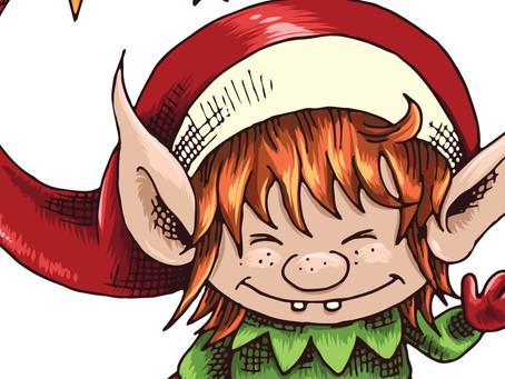Elf on the Shelf – Office Edition