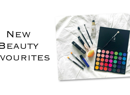 My New Beauty Favourites