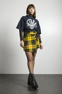 Lydia Wrap It Skirt - Love Too True