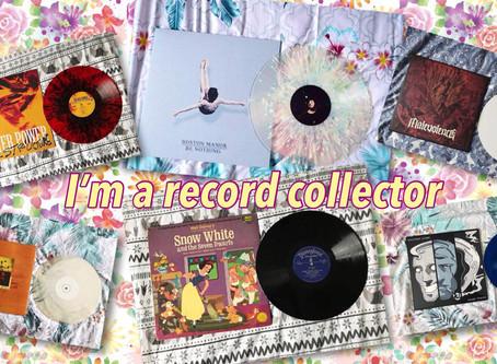 Collecting Vinyl