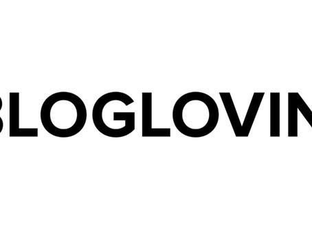 Join Bloglovin'!