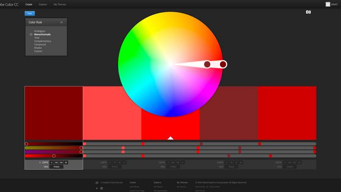 איך לבחור סכמת צבעים למיתוג שלך