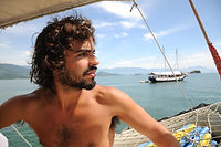 Viaje en velero