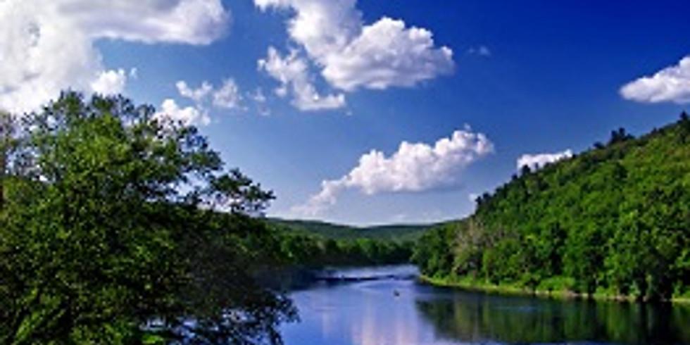 September 11th on the Shenandoah River - Campsite #11