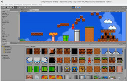 Unity 2D Mario Brothers Game
