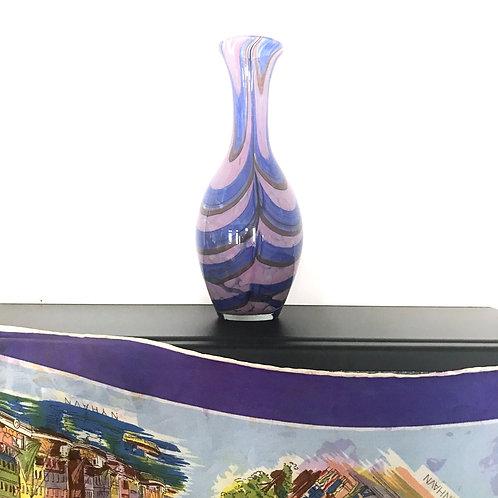 Phoenician Maltese handmade glassvase