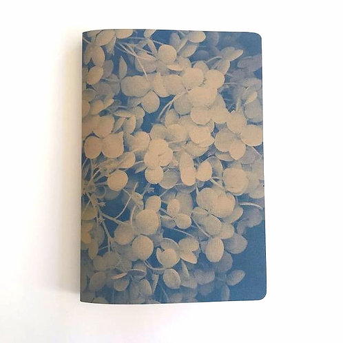 Risograph notebook with clover cover