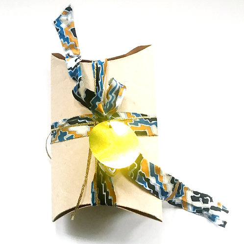 Recycled Giftwrapping