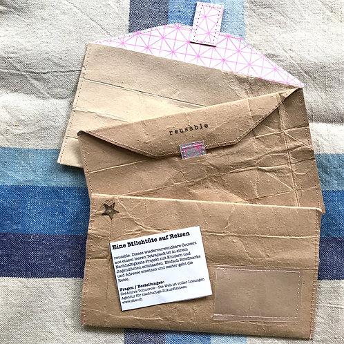 Reusable enveloppe