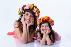 זרי פרחים מיוחדים לראש