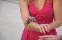 צמיד פרחים