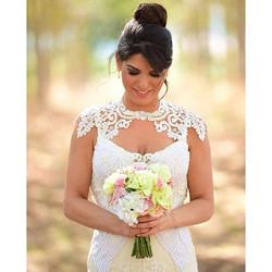 Beautiful wedding bride bouquet #wedding #weddings #weddingbouquet #bride #love