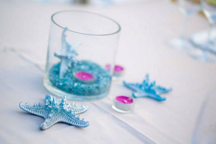 עיצוב שולחן בחתונה