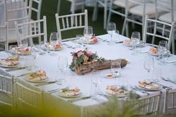 עיצוב שולחן אירועים
