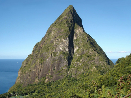 St. Lucia: the Hawaii of the Caribbean