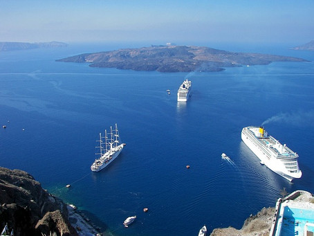CHOOSING THE PERFECT GREEK ISLAND CRUISE