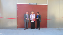 Opening of Scott Wheeler Annex