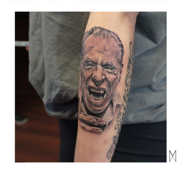 Bukovski Tattoo