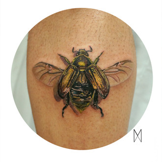 Bug Tattoo