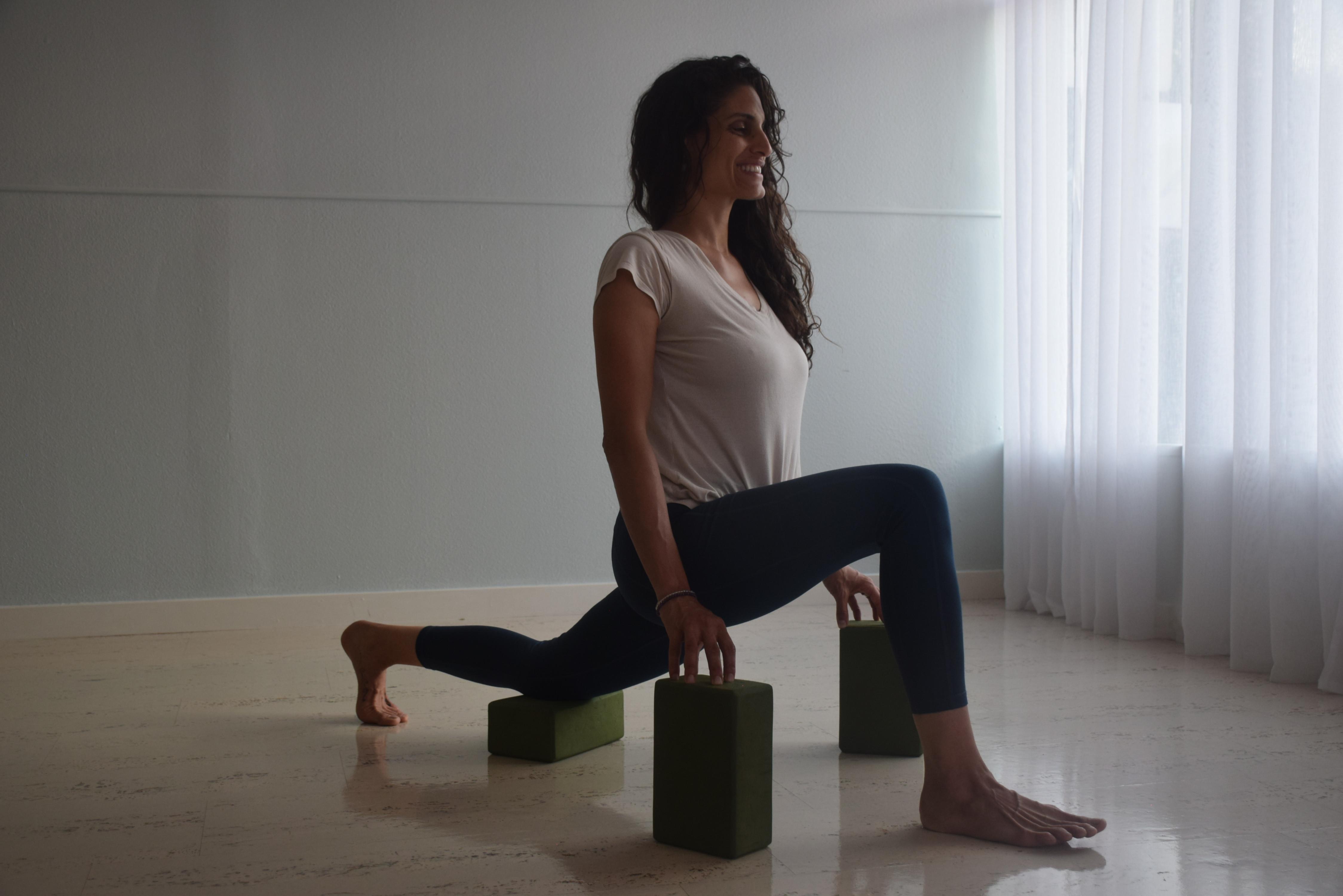 Online Yoga via Zoom