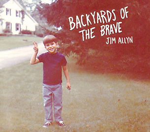 Jim Allyn Backayrds of the Brave CoverUS