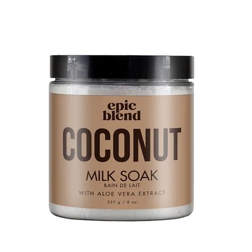 Epic Blend Coconut Milk Soak 8oz