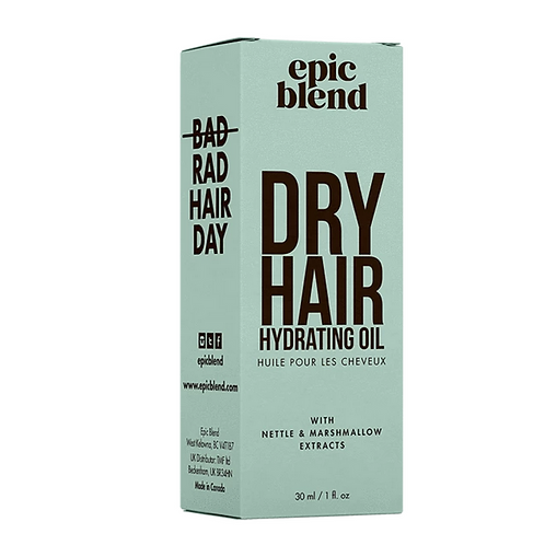 Epic Blend Dry Hair Hydrating Oil 1oz