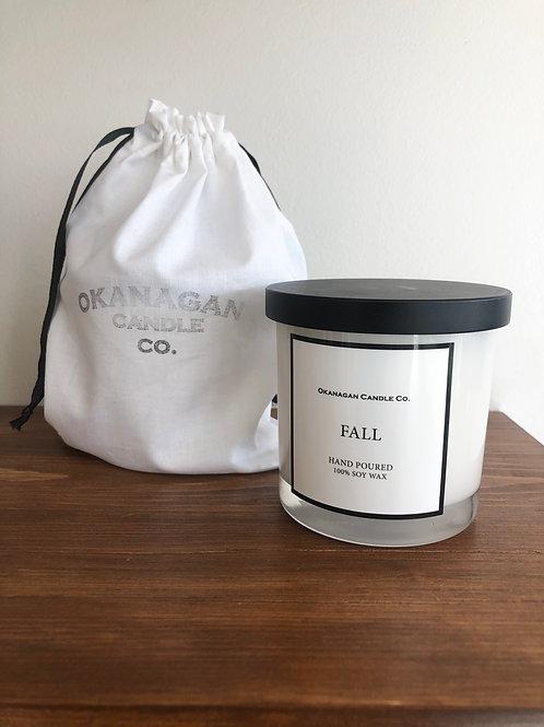 Okanagan Candle Co 'Fall' Candle