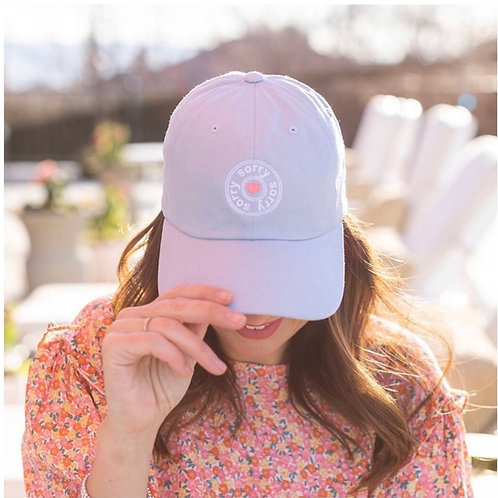 CDN Brand: Limited Edition Sorry Hat