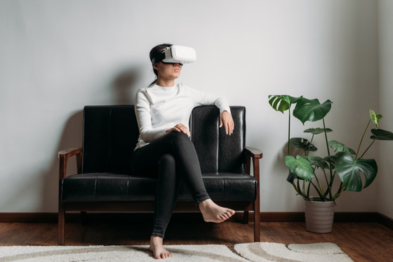 Using VR to better humanity